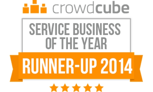 Crowdcube runner up